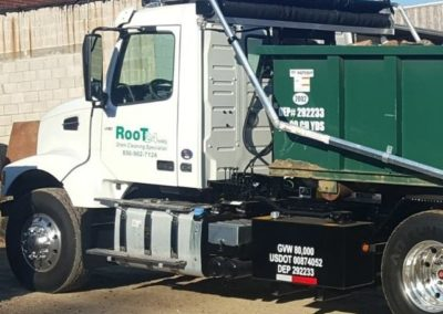 Root24 Roll-Off Container
